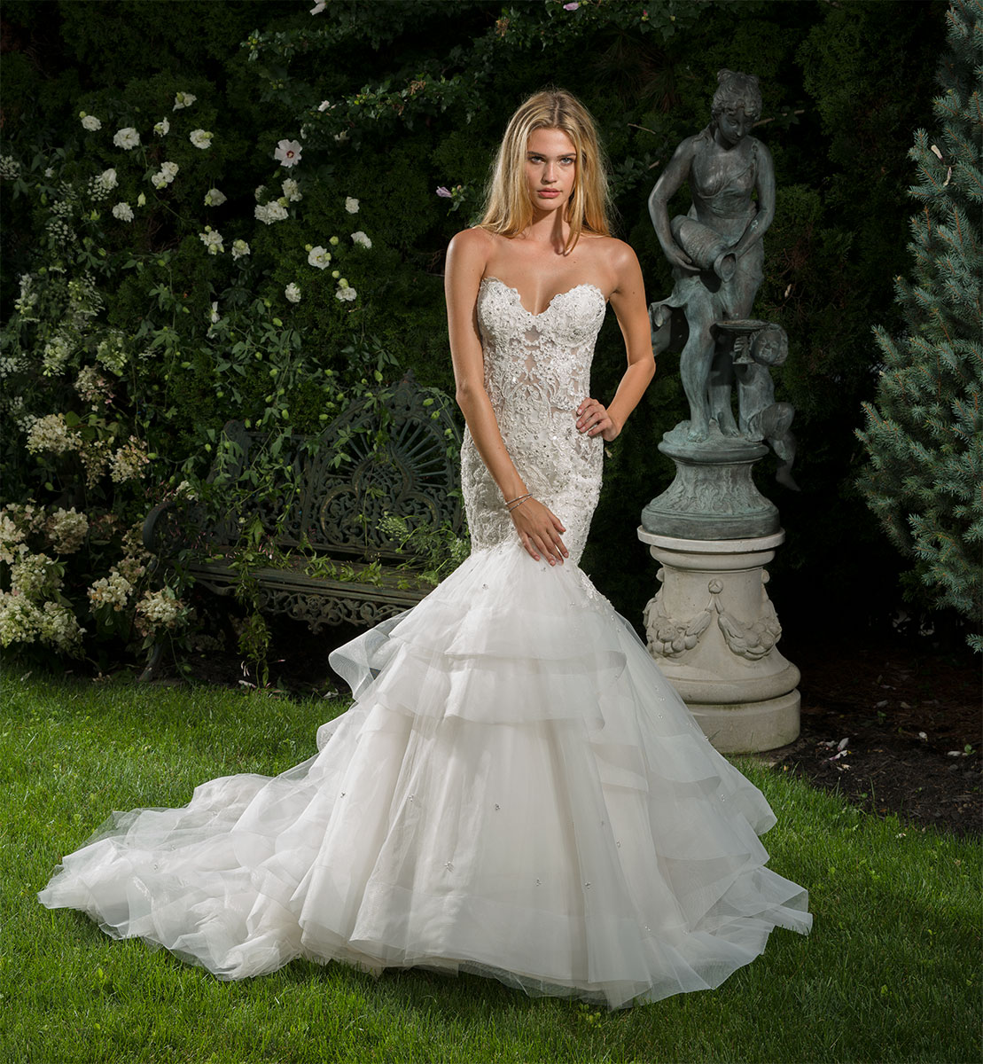 Wedding Gown Boutique: Bridal Gowns By Eve Of Milady